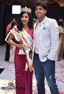 Pupul Bhuyan with her hubby Deep